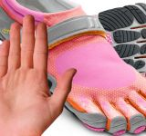 Wifeable's take on the five finger running shoe
