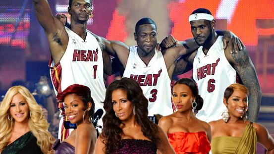 Sports = Your reality shows